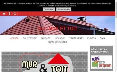 Site internet de Pierre & Bois