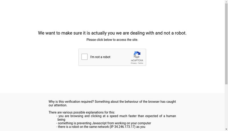 Capture d'écran du site de Must Institute