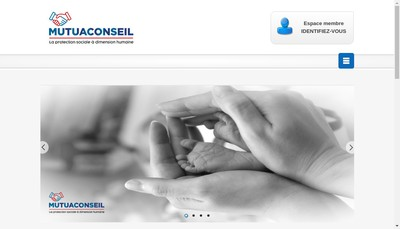 Site internet de Mutuaconseil