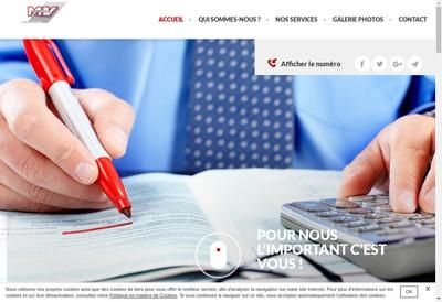 Site internet de Mv Conseil