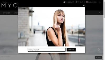 Site internet de Edyna