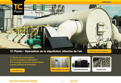 Capture d'écran du site de Myfrenchstartup