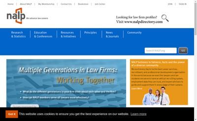 Site internet de Nalp