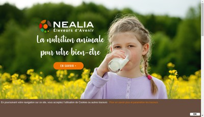 Site internet de Nealia