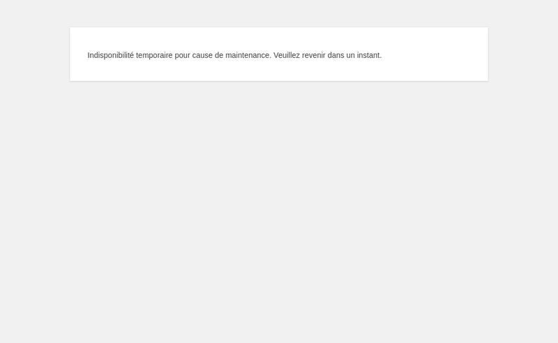 Capture d'écran du site de Neholys