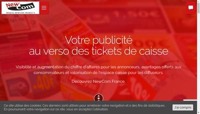 Site internet de Masterimmo Observimmo Paris Resea