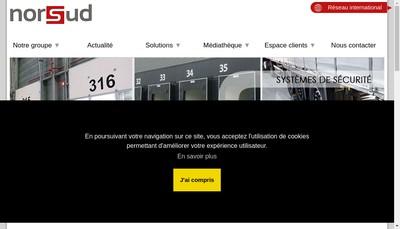 Site internet de Norsud