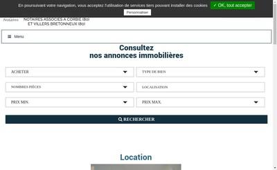 Site internet de Selas Beatrice Lecomte-Lemoine, Jean-Francois Lecomte, Anne-Sophie Lecomte, Cecile Allexandre-Philippot et Maxime Boulon