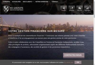 Site internet de Franconseil