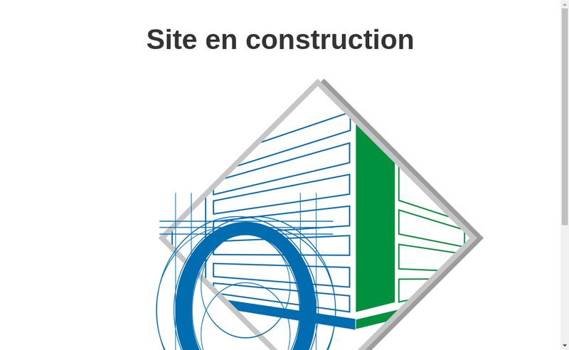 Capture d'écran du site de Oceanis Ingenierie