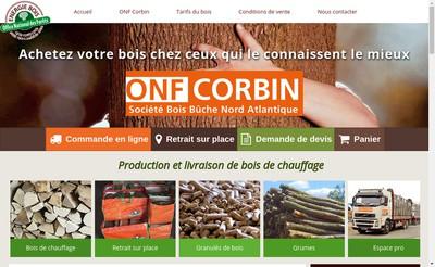 Site internet de Onf Corbin