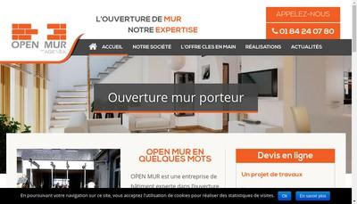Site internet de Agexea
