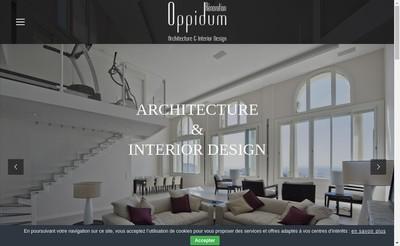 Site internet de Oppidum Renovation