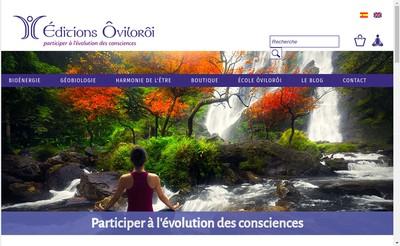 Site internet de Oviloroi