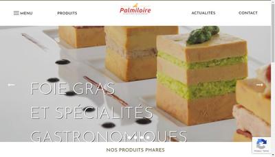 Site internet de Palmiloire