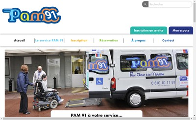 Site internet de Flexcite 91 SAS