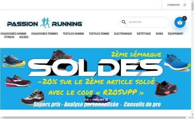 Site internet de Ta Communication