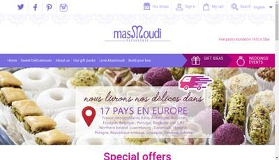 Site internet de Masmoudi