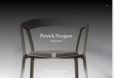 Site internet de Studio Norguet Design