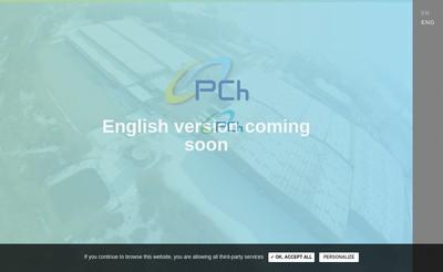 Site internet de Pch