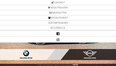 Site internet de Pelras SA