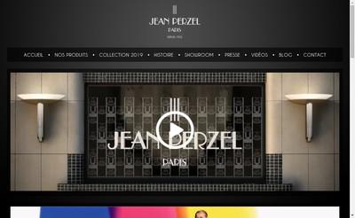 Site internet de Ateliers J Perzel