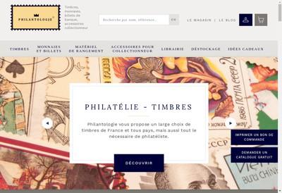 Site internet de Philantologie