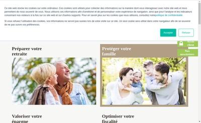 Site internet de Pierre et Placements