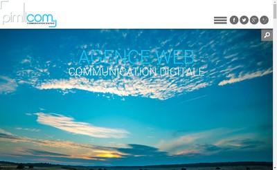 Site internet de Pimlicom