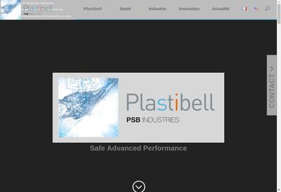 Site internet de Plastibell Industrie
