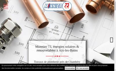 Site internet de Monnier 73