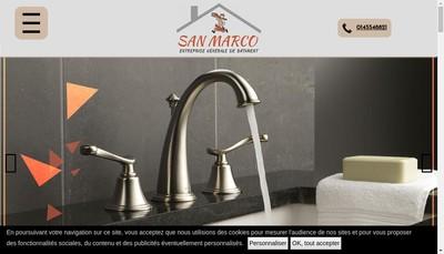 Site internet de San Marco