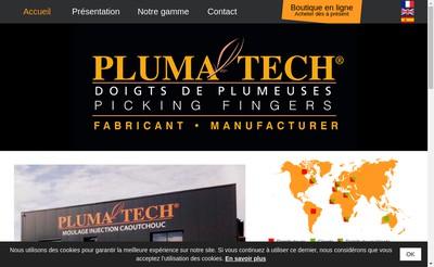 Site internet de Plumatech