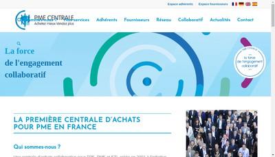 Site internet de Qantis