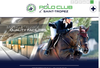Site internet de Polo Club