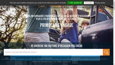 Site internet de Cadia