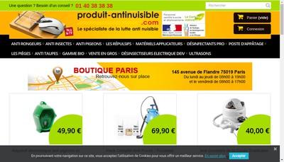 Site internet de Dt Groupe