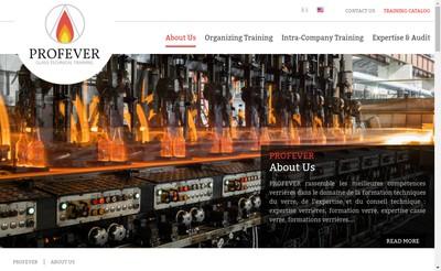 Site internet de Profever