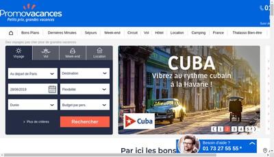 Site internet de Caravel-Karavelle-Karavele-Caravell-Carvail-Kvl Voyages