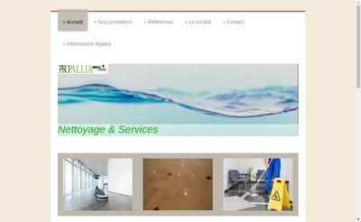 Site internet de Propallia