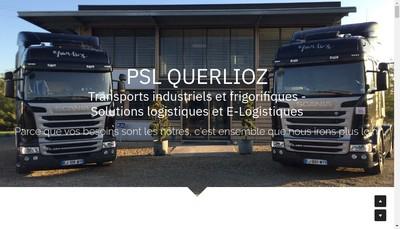 Site internet de Ced-Psl Querlioz