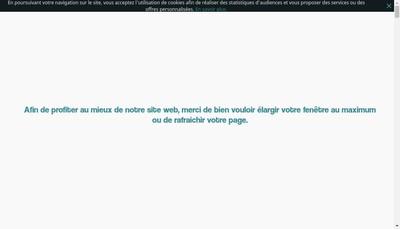 Site internet de Le P'Tit Bois