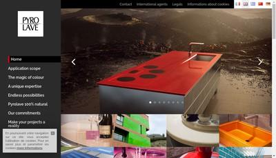 Site internet de Pierre de Plan - Pyrolave