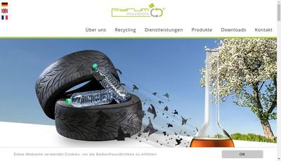 Site internet de Pyrum