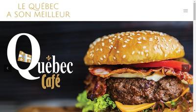 Site internet de Quebec Music Cafe