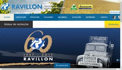 Site internet de Robert Ravillon