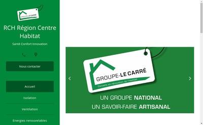 Site internet de Groupe-le Carre