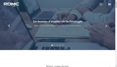 Site internet de RDMC