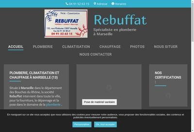Site internet de Rebuffat