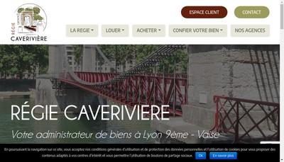 Site internet de Foncia Caveriviere